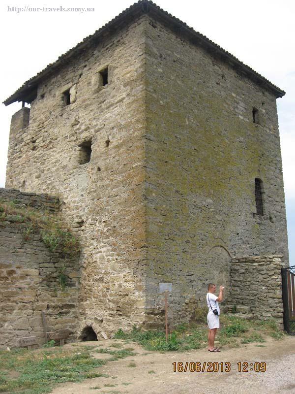 Альбатрос 08 и б-днестровская крепость